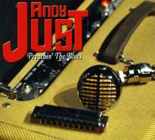 Andy Just: Preachin' The Blues, CD