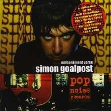 Simon Goalpost: 'Embankment Verse', CD