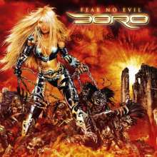 Doro: Fear No Evil (Limited-Edition) (Enhanced), CD
