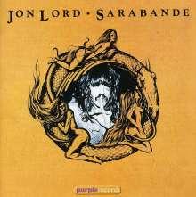 Jon Lord (geb. 1941): Sarabande, CD