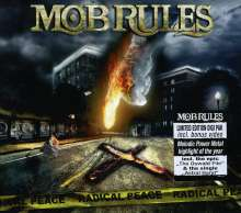 Mob Rules: Radical Peace (Limited Edition), CD