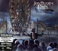 Jon Oliva (Savatage): Festival (Ltd.Edition), CD