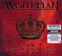 Masterplan: Time To Be King (Ltd.Edition), CD