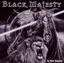 Black Majesty: In Your Honour, CD