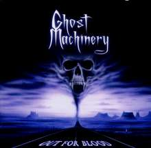 Ghost Machinery: Out For Blood, CD