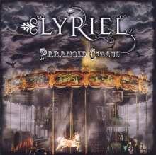 Lyriel: Paranoid Circus (Re-Release), CD