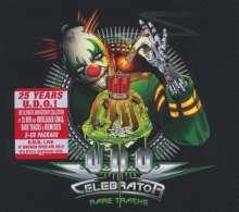 U. D.O.: Celebrator-Rare Tracks (Anniversary Collection Digipack), 2 CDs