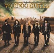 Voodoo Circle: More Than One Way Home, CD