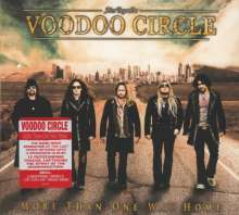 Voodoo Circle: More Than One Way Home (Limited Edition), CD