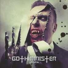 Gothminister: Utopia, CD