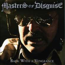 Masters Of Disguise: Back With A Vengeance, CD