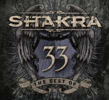 Shakra: 33: The Best Of, 2 CDs