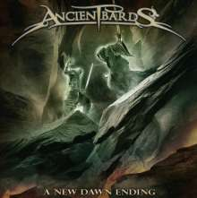 Ancient Bards: A New Dawn Ending, CD