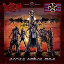 Lordi: Scare Force One (Digipack), CD