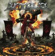 Burning Black: Remission Of Sin, CD