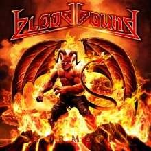 Bloodbound: Stormborn (180g) (Limited-Edition) (Clear Red Vinyl), LP