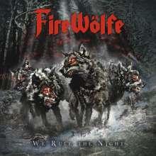 Firewölfe: We Rule The Night, CD