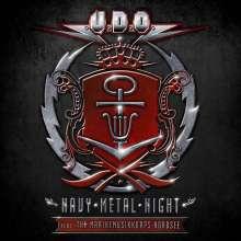 U.D.O.: Navy Metal Night (2 CD + DVD), 2 CDs