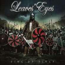 Leaves' Eyes: King Of Kings, CD
