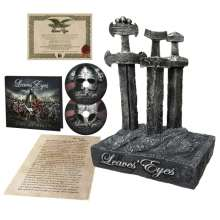 Leaves' Eyes: King Of Kings (Limited Edition Fanbox), 3 CDs