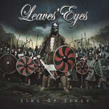 Leaves' Eyes: King Of Kings (Limited Edition), 2 CDs