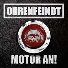 Ohrenfeindt: Motor an! (LP + CD), LP