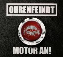 Ohrenfeindt: Motor An! (Limited Edition), CD