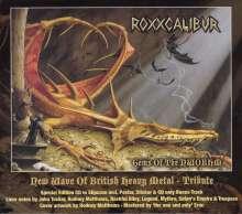 Roxxcalibur: Gems Of The NWOBHM, CD