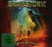 Brainstorm (Metal): Scary Creatures (Limited Edition), 2 CDs
