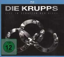 Die Krupps: Live im Schatten der Ringe, 2 CDs und 1 Blu-ray Disc