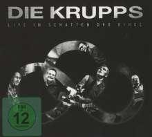 Die Krupps: Live im Schatten der Ringe, 2 CDs