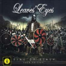 Leaves' Eyes: King Of Kings (Limited Tour Edition), 2 CDs