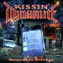 Kissin' Dynamite: Generation Goodbye (Limited Edition), 1 CD und 1 DVD