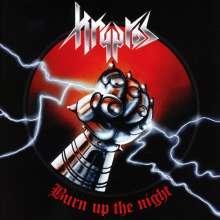 Kryptos: Burn Up The Night, CD