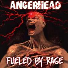 Angerhead: Fueled By Rage, CD