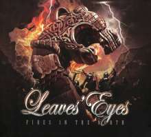 Leaves' Eyes: Fires In The North (5 Track EP), CD