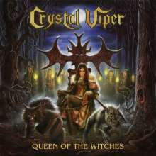 Crystal Viper: Queen Of The Witches, CD