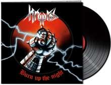 Kryptos: Burn Up The Night (Limited-Edition), LP