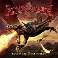 Bloodbound: War Of Dragons, CD