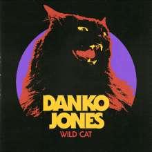 Danko Jones: Wild Cat (Limited-Edition) (Black Vinyl), LP