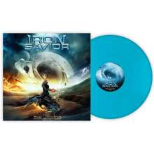 Iron Savior: The Landing (180g) (Limited-Edition) (Pale-Blue Vinyl), LP