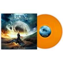 Iron Savior: The Landing (180g) (Limited-Edition) (Clear-Orange Vinyl), LP