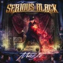Serious Black: Magic, CD