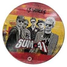 Sum 41: 13 Voices (Limited-Edition) (Picture-Disc) (Spain), LP