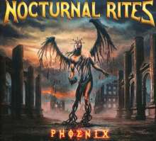 Nocturnal Rites: Phoenix (Limited-Edition), CD