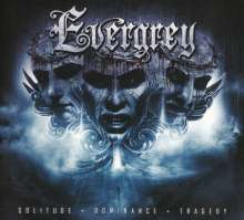 Evergrey: Solitude + Dominance + Tragedy, CD