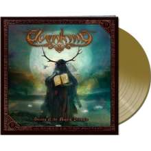 Elvenking: The Secrets Of The Magick Grimoire (Limited-Edition) (Gold Vinyl), 2 LPs