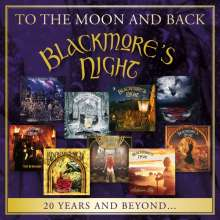 Blackmore's Night: To The Moon And Back: 20 Years And Beyond, 2 CDs