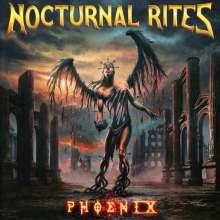 Nocturnal Rites: Phoenix, CD