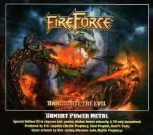 Fireforce: Annihilate The Evil (Enhanced), CD
